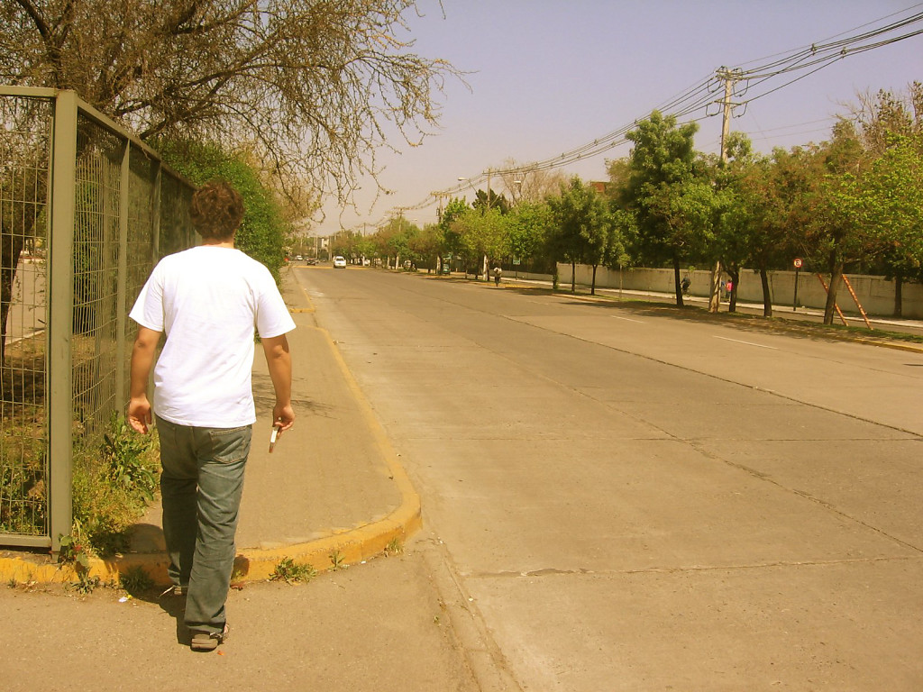 Walking dérive