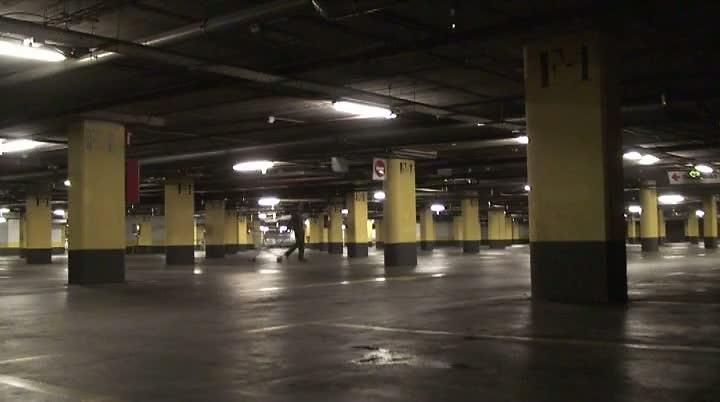 estacionamientos, vacíos