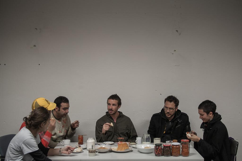 Wild rosehip jam (slow food)