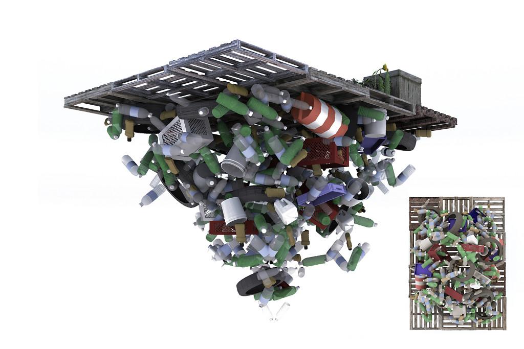 Pre-project 3d model