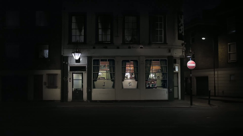 Silent plot (The White Lion, Barbican)