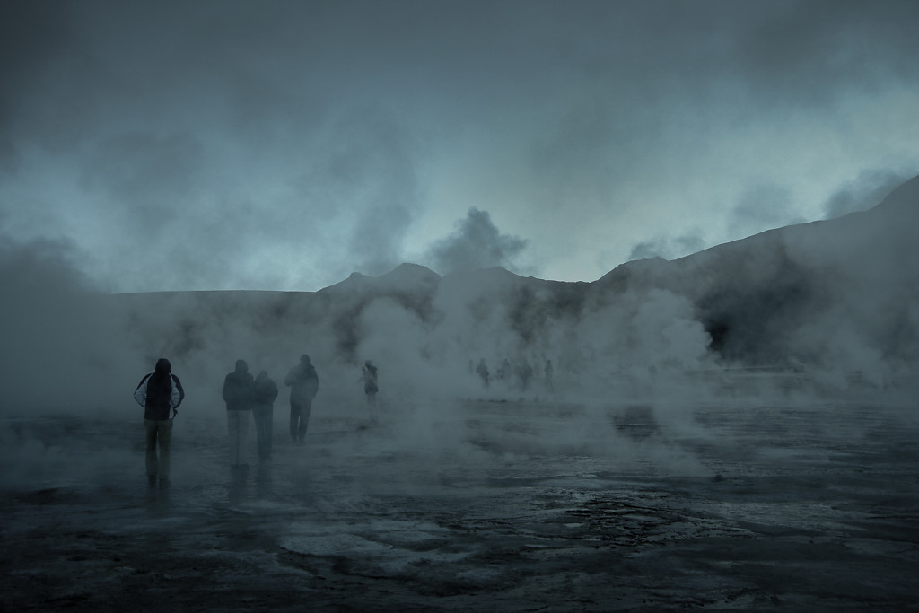Tourists (Tatio)