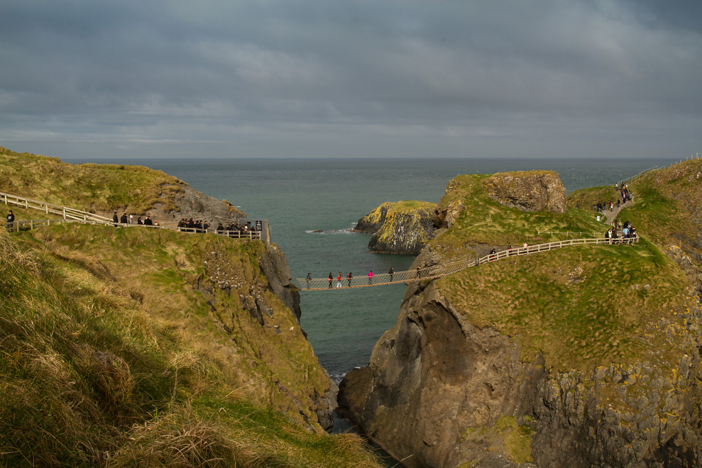 Tourists (Carrick-a-Rede)