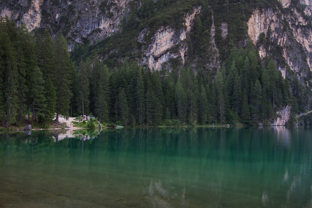 Tourists (Braies)