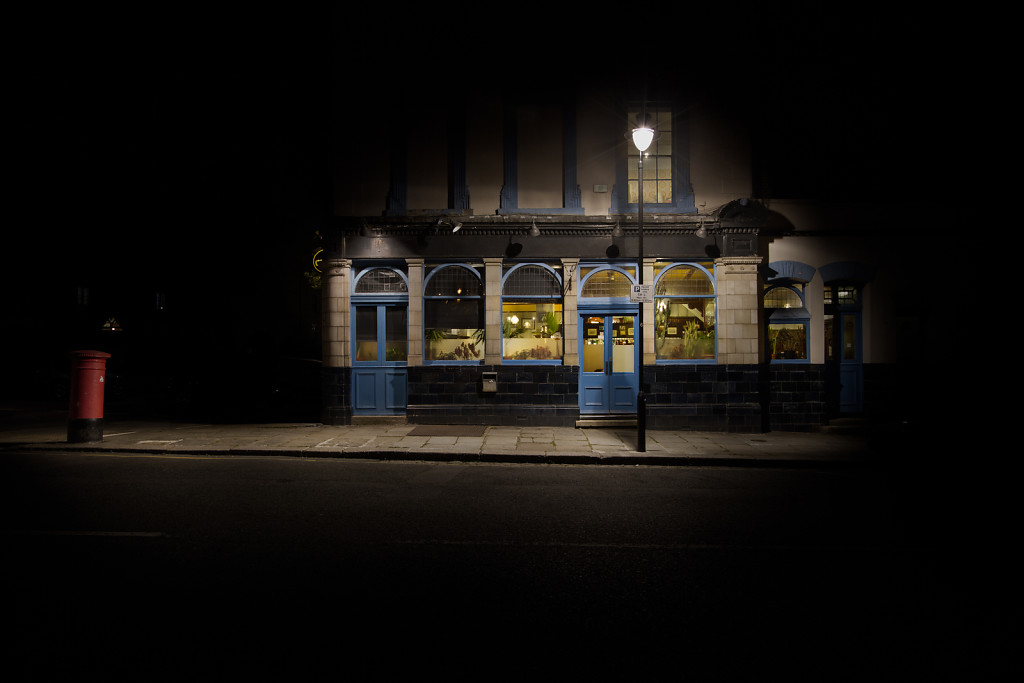 Untitled (The Lord Southampton, Belsize Park)