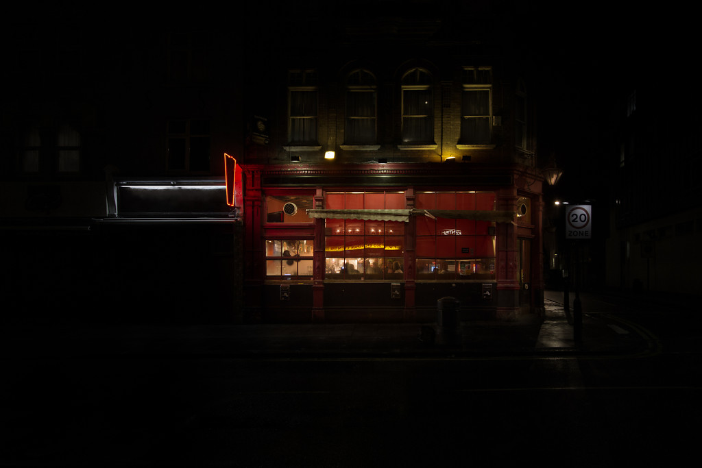 Untitled (O'Reillys, Kentish Town)