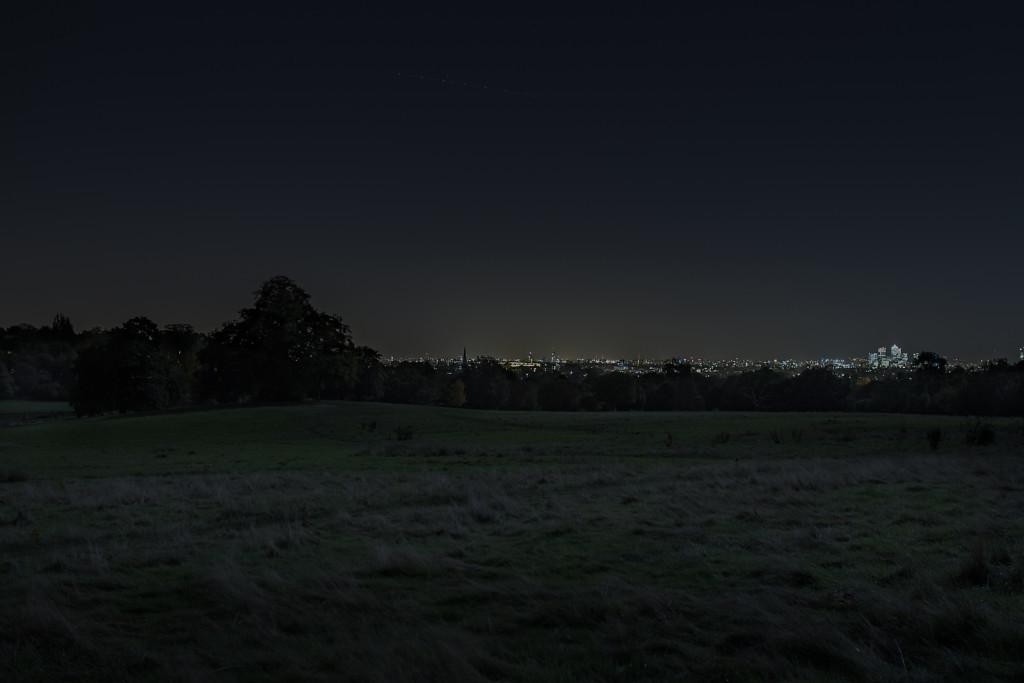 Untitled (Parliament Hill Fields, Highgate)