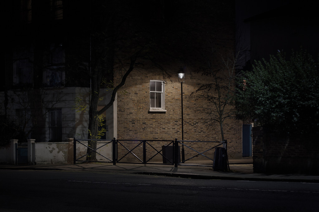 Untitled (Prince of Wales Road, Camden)
