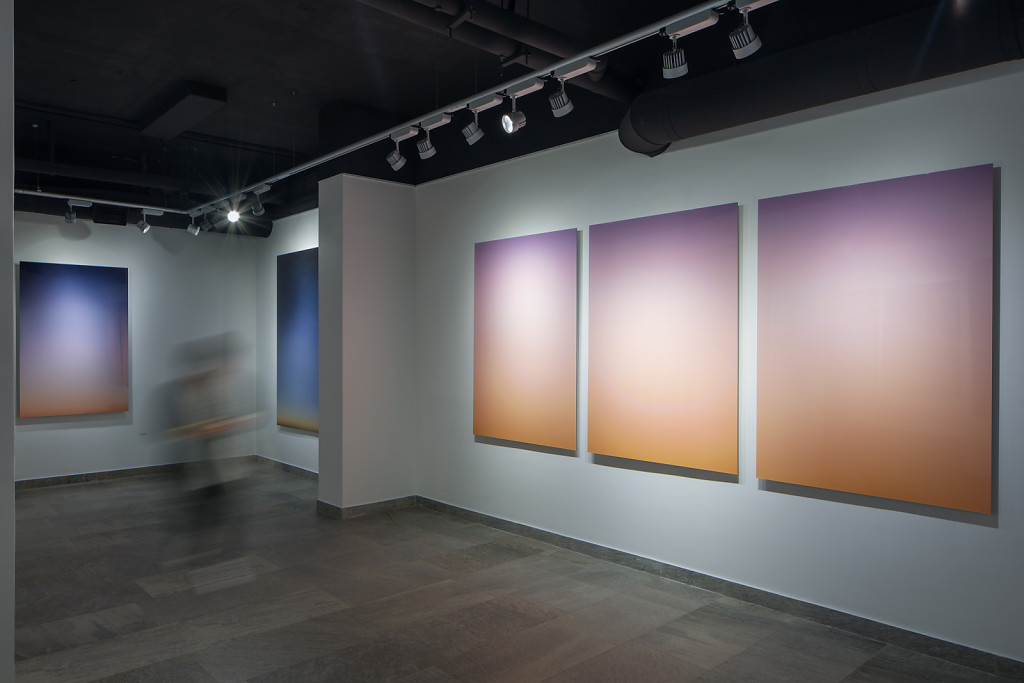 Exhibition view at NAC