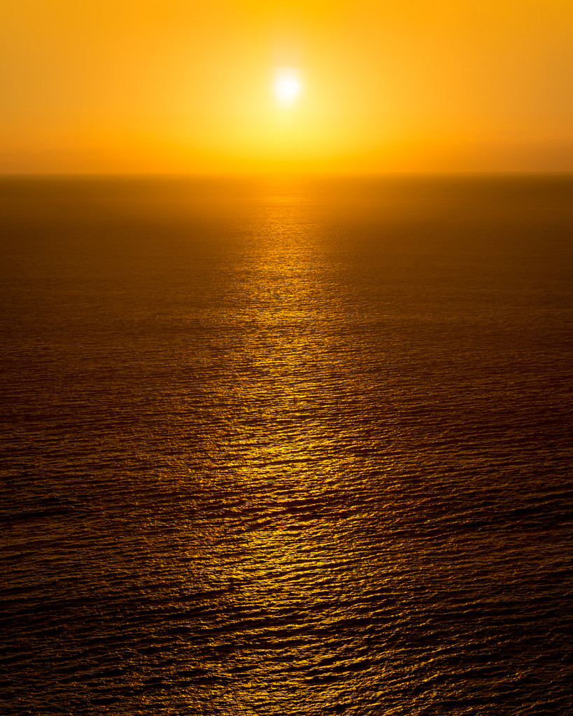 Studies on the twilight (Big North, to Antofagasta)