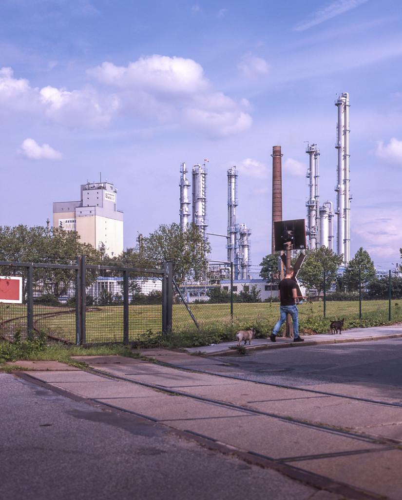 Arsol Verwaltungs chemical plant, Gelsenkirchen