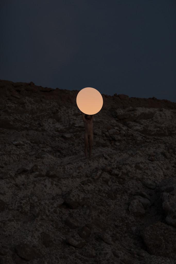 Studies on the twilight (on an abandoned mine)
