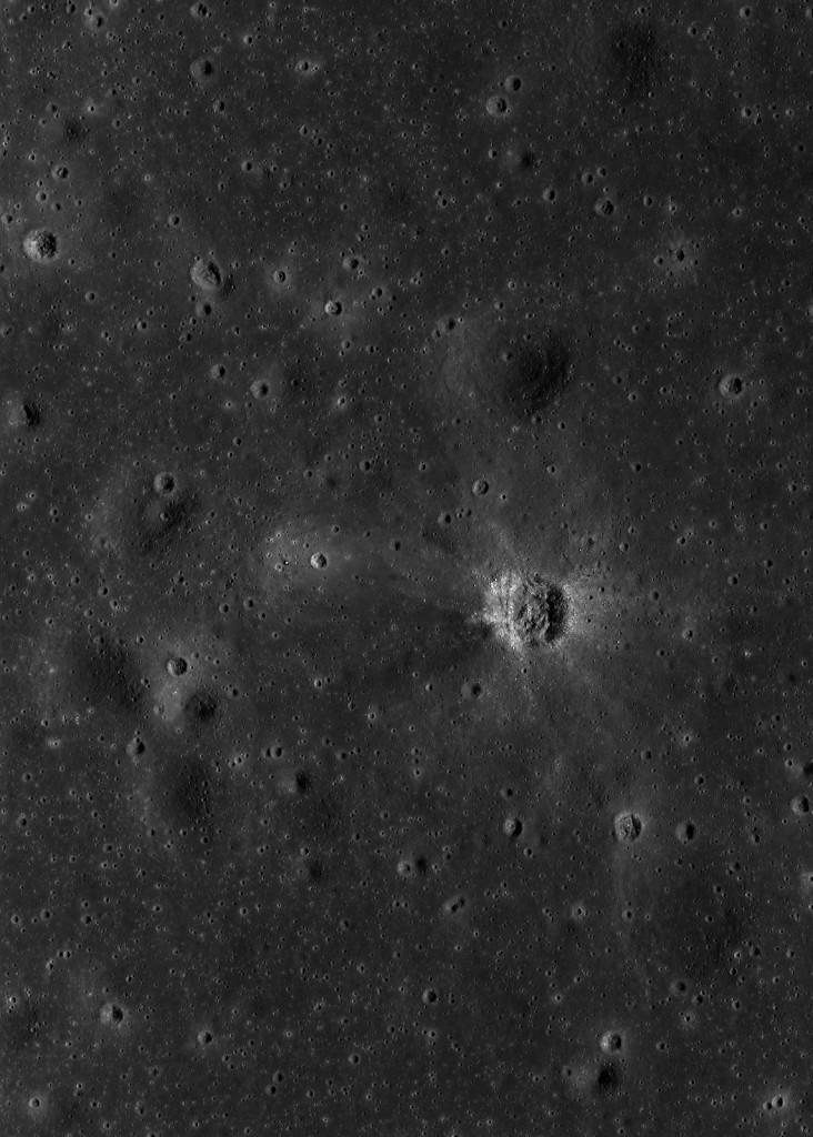 Apollo 11 en Mare Tranquillitatis, Julio 20, 1969