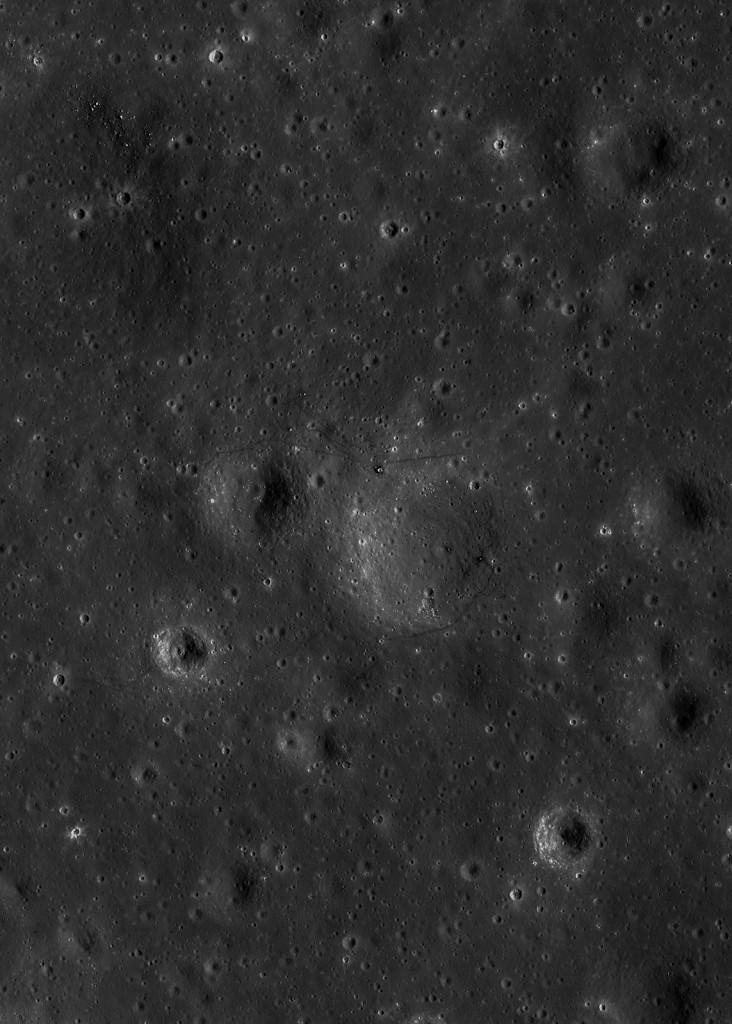 Apollo 12 en Oceanus Procellarum, Noviembre 19, 1969