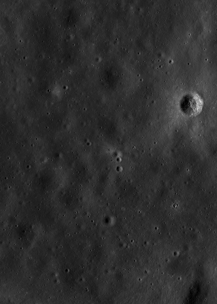 Apollo 14 en Fra Mauro, Febrero 5, 1971