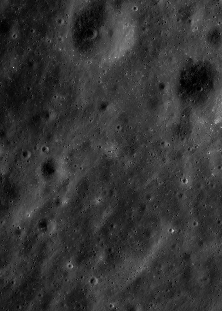 Apollo 16 en Descartes, Abril 20, 1972
